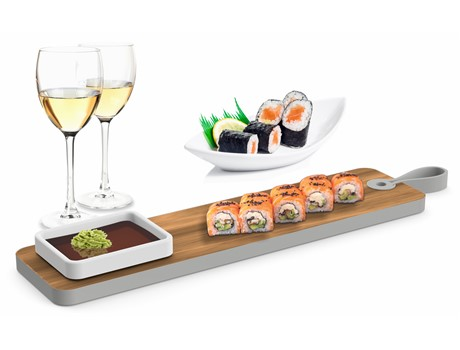 Serving Dish and Platter