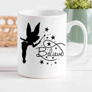 Stars and Wand Coffee Cup
