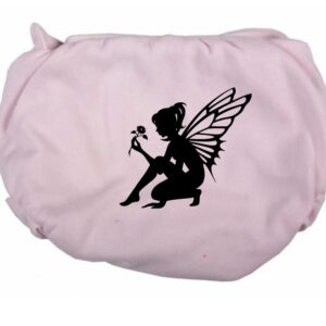 Faerie Flower Diaper Cover