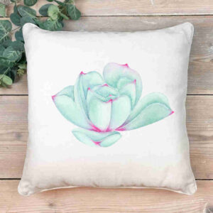 Succulent 4 Scatter Cushion