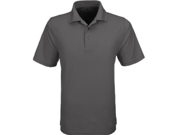 Gary Player Wynn Golf Shirt Mens Grey