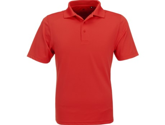 Gary Player Wynn Golf Shirt Mens Red