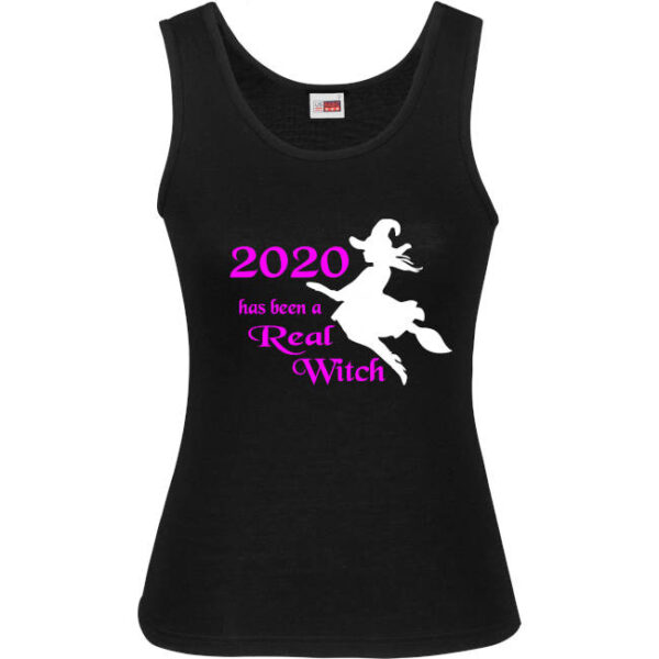 2020 Real Witch Tank Top
