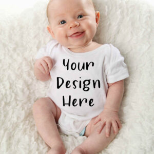 Personalized Custom Made Onesie