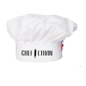 Classic Chef Hat Sample