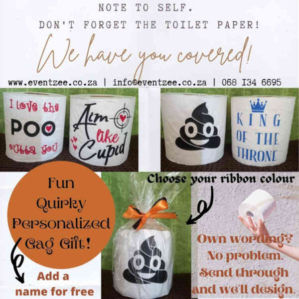 Toilet Paper Gifts