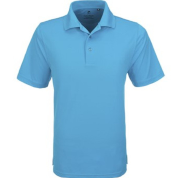 Gary Player Wynn Golf Shirt Light Blue